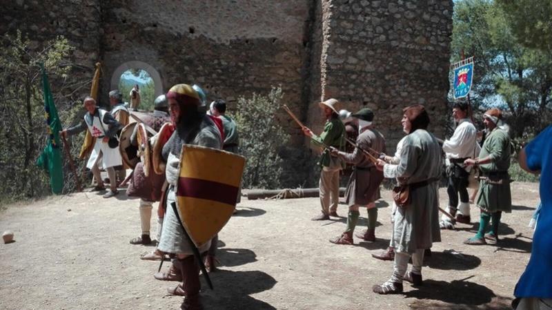 Anento GUERRA DE LOS DOS PEDROS 1610