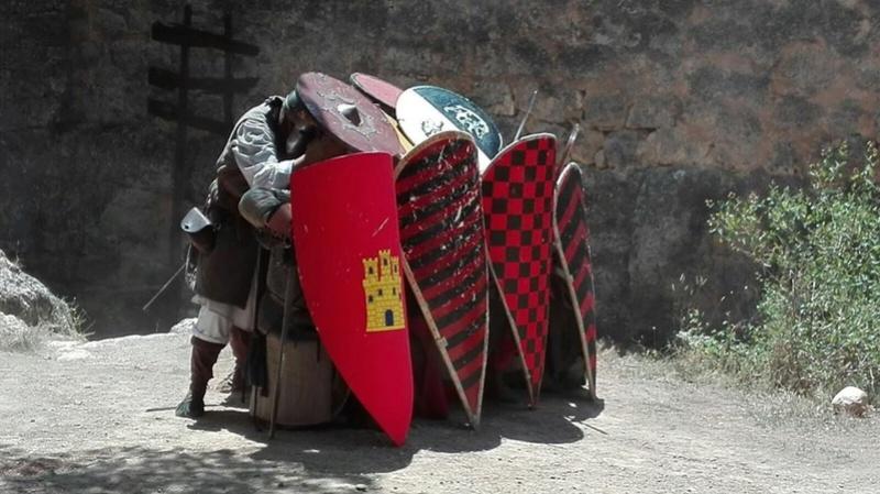 Anento GUERRA DE LOS DOS PEDROS 1710