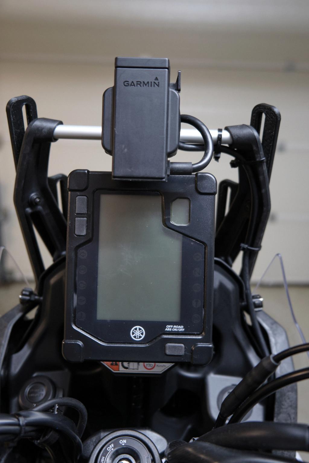 Support GPS - Ram-mount Dscf0112