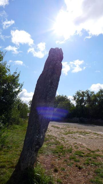 Le menhir de Bélinac (Lot) 42_the10