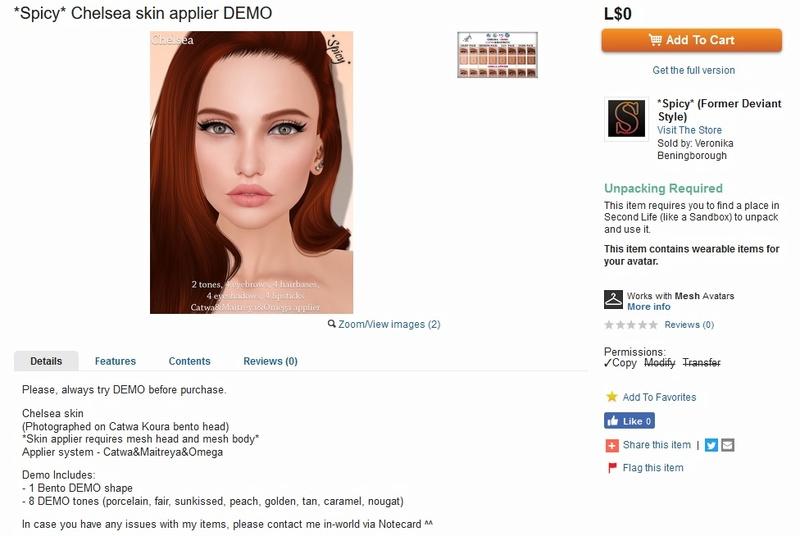 [Femme] Deviant Style devient Spicy Zspici10