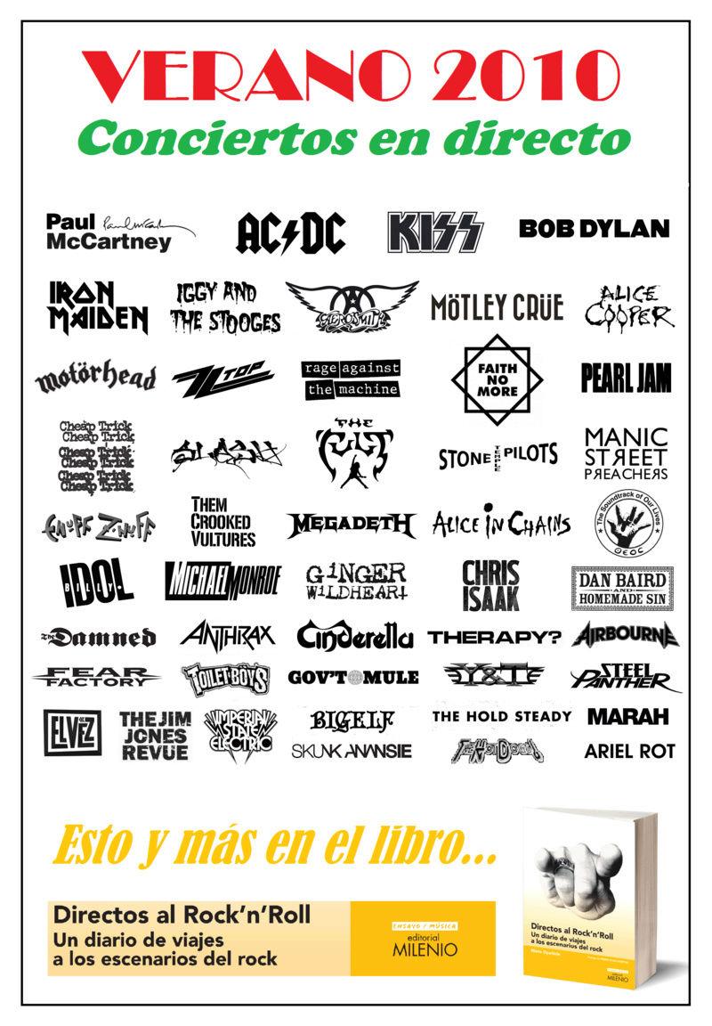 DIRECTOS AL ROCK'N'ROLL (Libro. Editorial Milenio) - Página 3 Verano11
