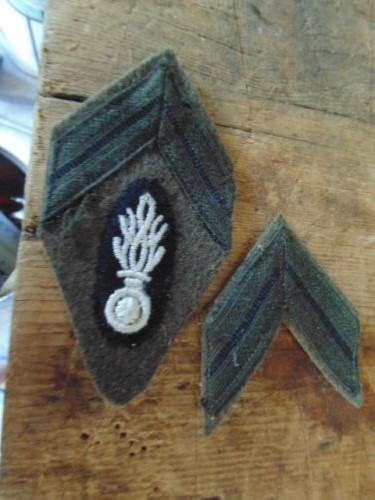 Losange de bras Gendarmerie S-l50010