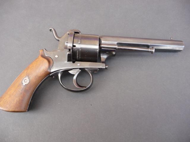 """Revolver """"style"""" Lefaucheux???? P1040919"""