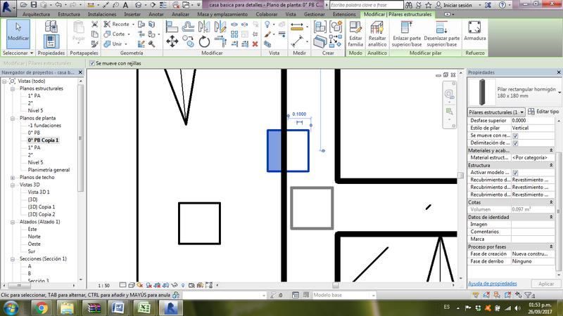Visualización de columnas en planta Captur14