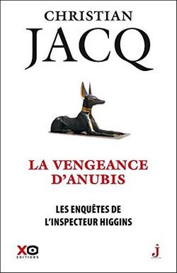 Christian Jacq - La vengeance d'Anubis 41szbs10