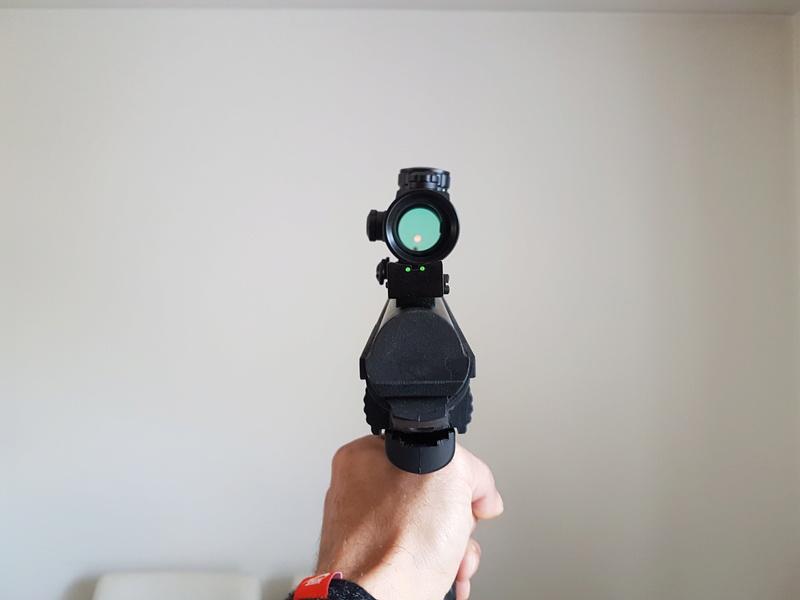 Votre avis sur le Pistolet Browning 800 mag cal 4.5  20170930