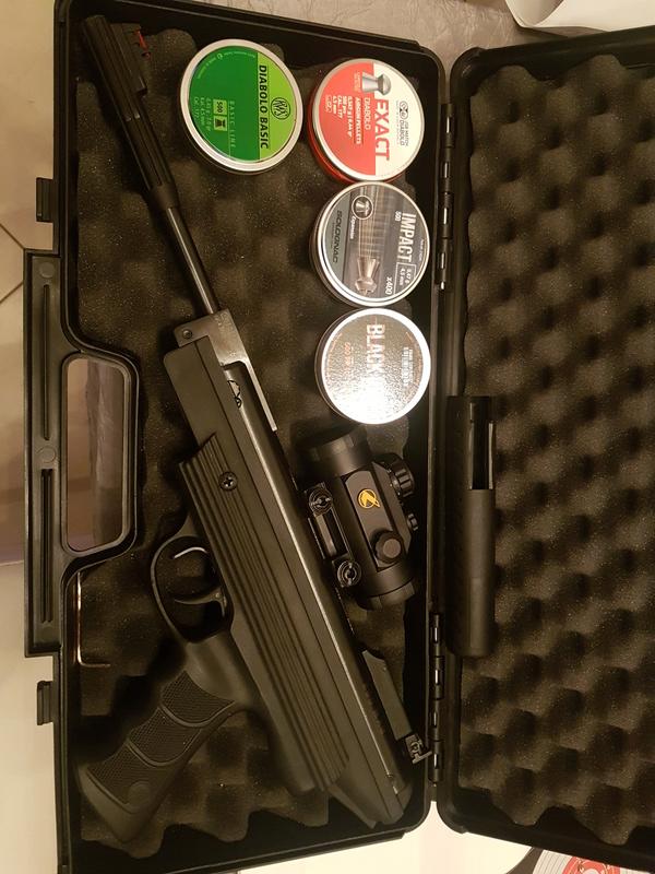 Votre avis sur le Pistolet Browning 800 mag cal 4.5  20170931