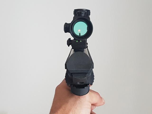 Votre avis sur le Pistolet Browning 800 mag cal 4.5  20170933