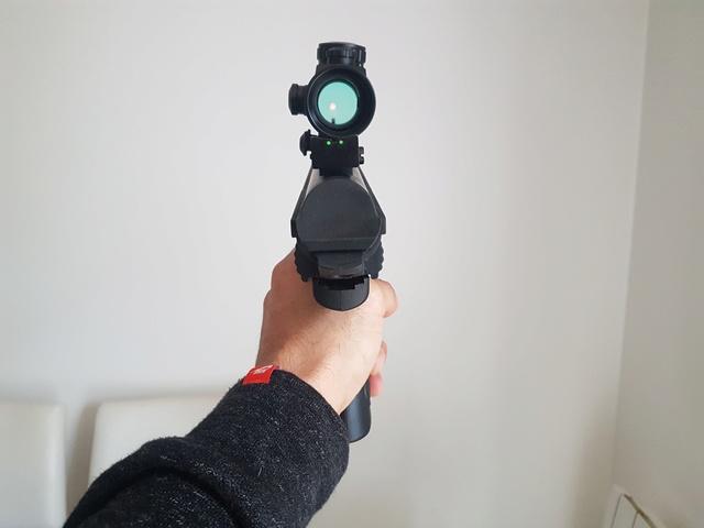 Votre avis sur le Pistolet Browning 800 mag cal 4.5  20170935