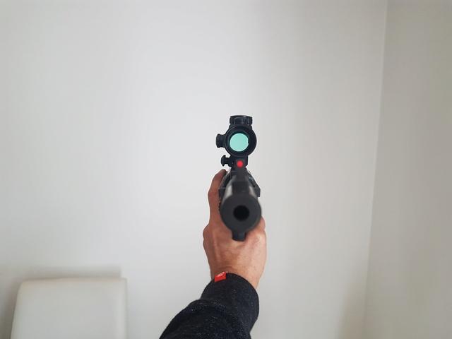 Votre avis sur le Pistolet Browning 800 mag cal 4.5  20170936