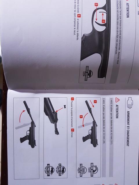 Votre avis sur le Pistolet Browning 800 mag cal 4.5  20170950