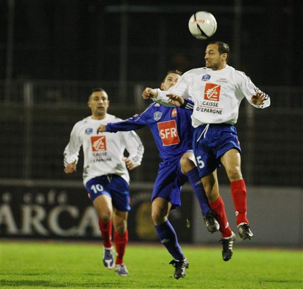 [CDF] FC Mulhouse / La Chapelle St Luc - Page 2 Bourou10