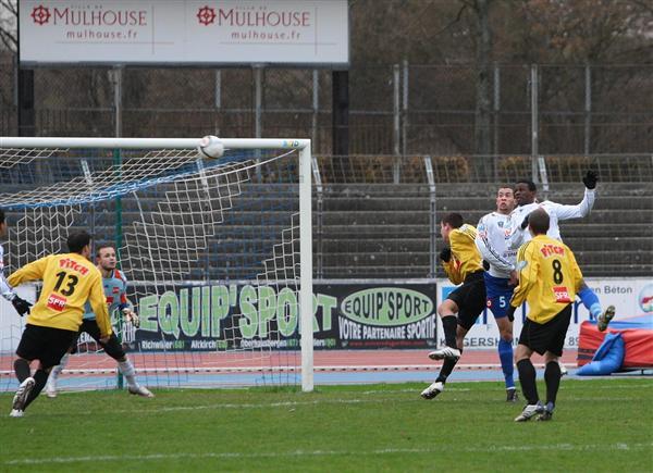 [CDF] FC Mulhouse / La Chapelle St Luc - Page 3 Cissa10
