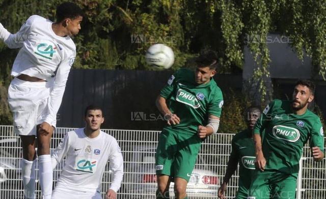 [CDF] Real Mulhouse CF / FC Mulhouse Puerto13