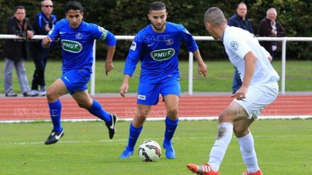 [CDF] Real Mulhouse CF / FC Mulhouse Samir-10