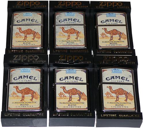 Question ZIPPO Camel & vignette bleue 1982_610