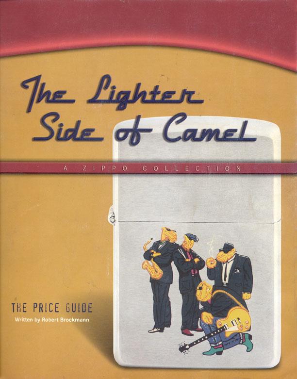 camel - Question ZIPPO Camel & vignette bleue P00010