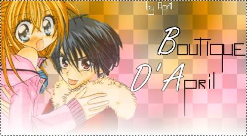 ~*My  Boutique[ A April^^]*~ Bienve10