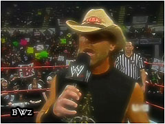 The pepsi' boy and the cerebral asssasin show Raw20012