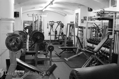 Temple Gym in UK Img_3812