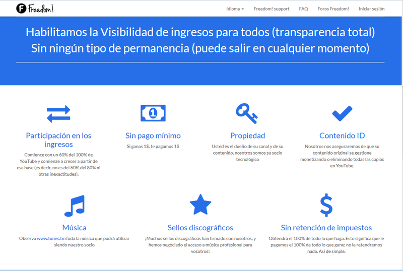 Gana dinero con tus videos/ Earn Money with your videos! Freedo10