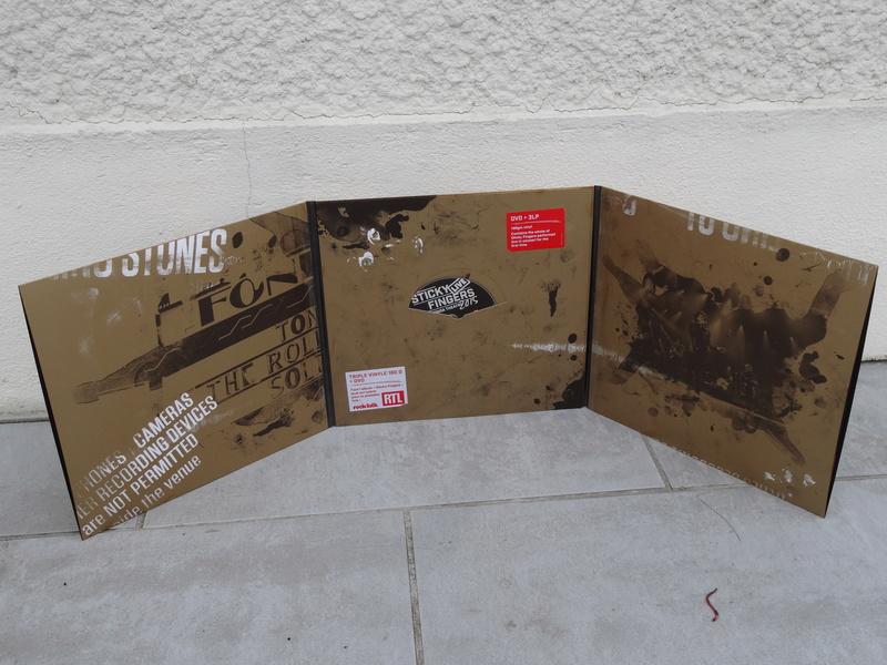 CD /DVD /Blu-ray/ LP achats - Page 2 Rollin13