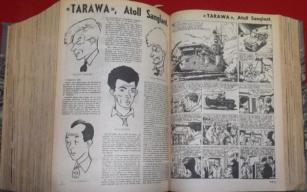 Ma collection BD [Wrill68] Tarawa10