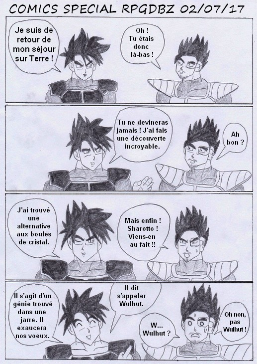 Comics special RPG DBZ by Motta - Page 7 Specia10