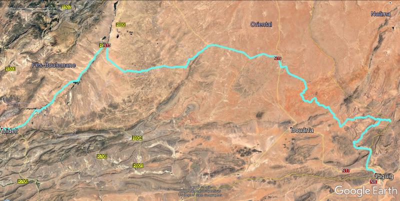 Haut Atlas de Marrakech a Figuig - Juin 2017 - Page 2 Plan_f11