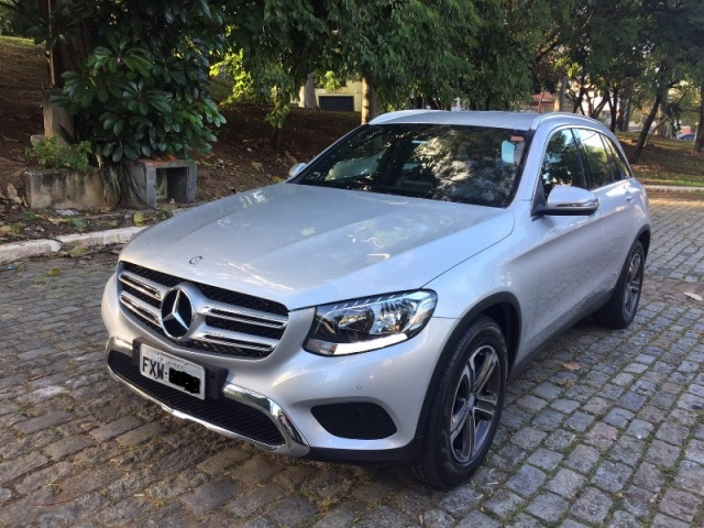 MERCEDES GLC250 4MATIC 2016 Merc610