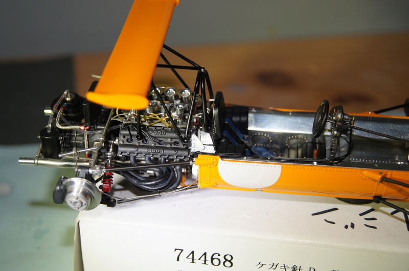 McLaren M7A 1968, Bruce McLaren. Model Factory Hiro, 1/20. - Page 3 Dsc01820