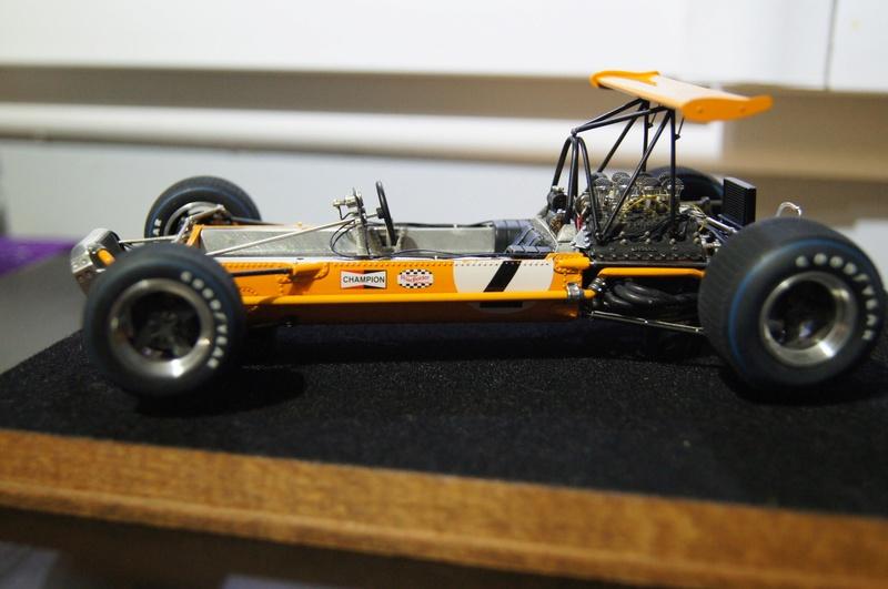 McLaren M7A 1968, Bruce McLaren. Model Factory Hiro, 1/20. - Page 3 Dsc02123
