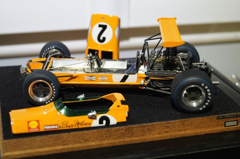McLaren M7A 1968, Bruce McLaren. Model Factory Hiro, 1/20. - Page 3 Dsc02128