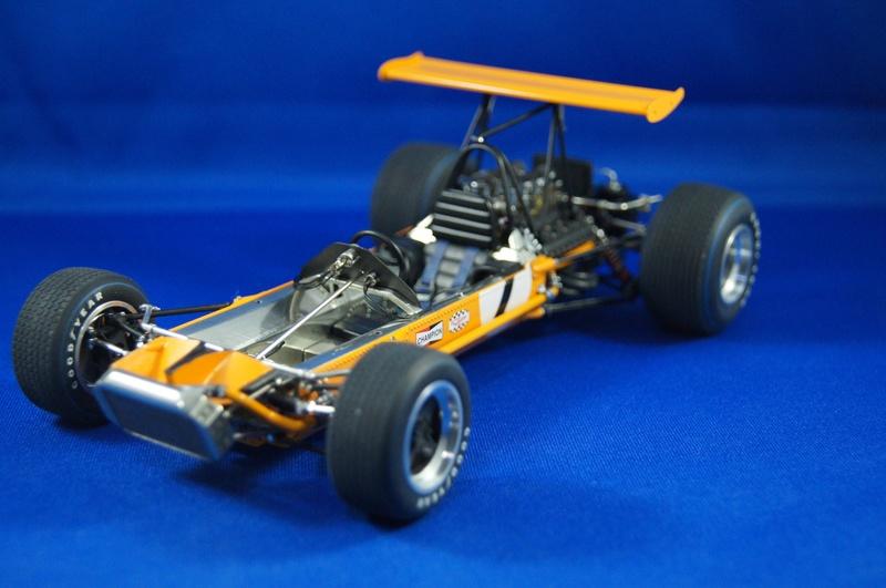 McLaren M7A 1968, Bruce McLaren. Model Factory Hiro, 1/20. - Page 3 Dsc02137