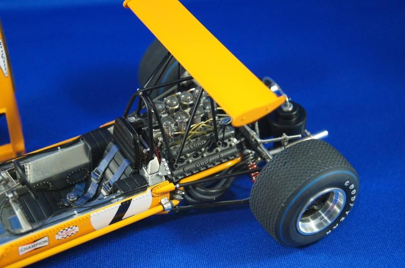 McLaren M7A 1968, Bruce McLaren. Model Factory Hiro, 1/20. - Page 3 Dsc02138