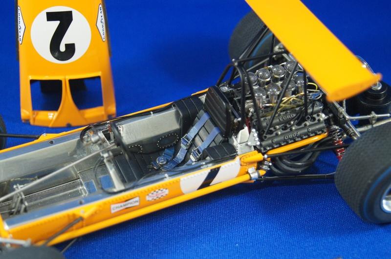 McLaren M7A 1968, Bruce McLaren. Model Factory Hiro, 1/20. - Page 3 Dsc02139