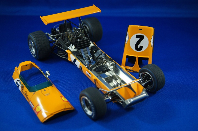 McLaren M7A 1968, Bruce McLaren. Model Factory Hiro, 1/20. - Page 3 Dsc02210