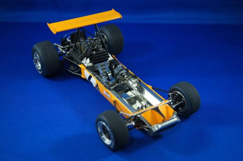 McLaren M7A 1968, Bruce McLaren. Model Factory Hiro, 1/20. - Page 3 Dsc02211