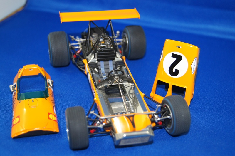 McLaren M7A 1968, Bruce McLaren. Model Factory Hiro, 1/20. - Page 3 Dsc02213