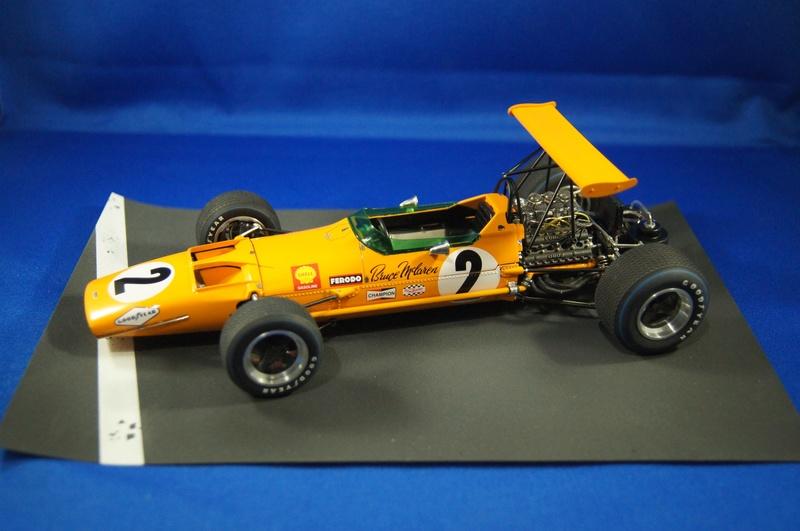 McLaren M7A 1968, Bruce McLaren. Model Factory Hiro, 1/20. - Page 3 Dsc02214
