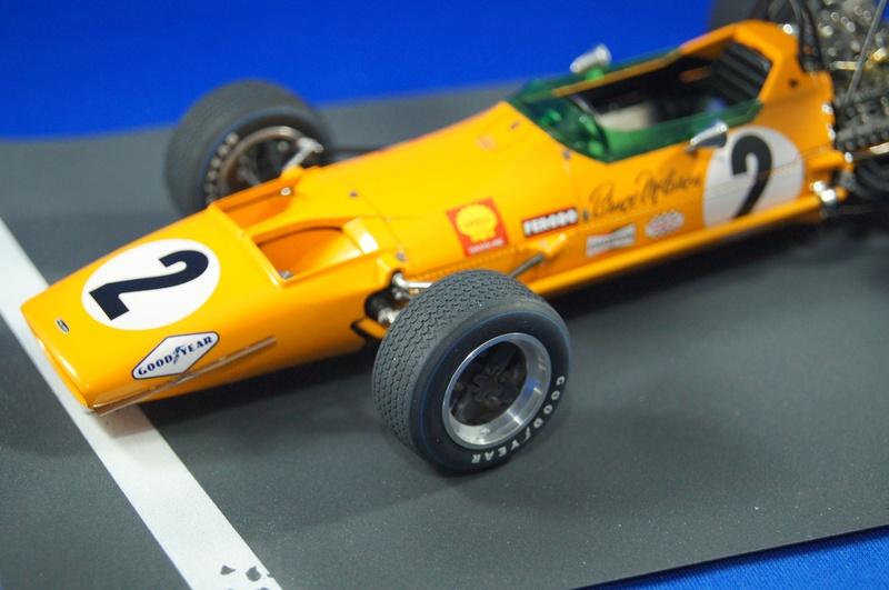 McLaren M7A 1968, Bruce McLaren. Model Factory Hiro, 1/20. - Page 3 Dsc02215
