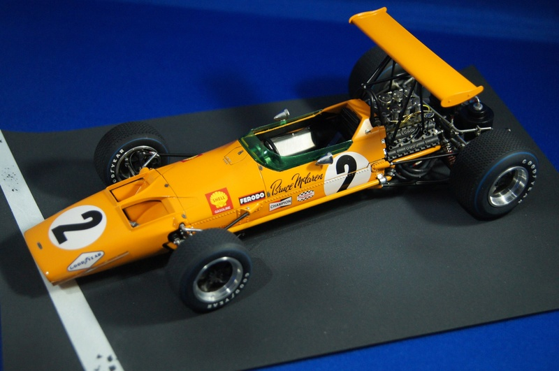 McLaren M7A 1968, Bruce McLaren. Model Factory Hiro, 1/20. - Page 3 Dsc02218