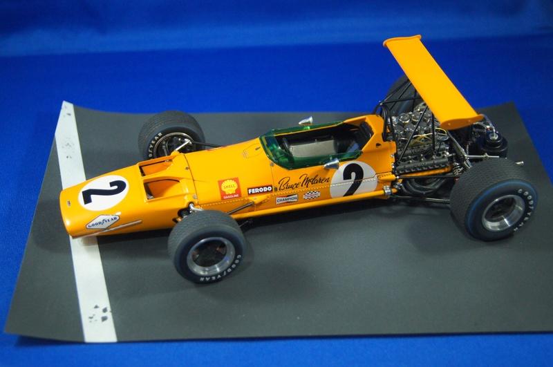 McLaren M7A 1968, Bruce McLaren. Model Factory Hiro, 1/20. - Page 3 Dsc02219