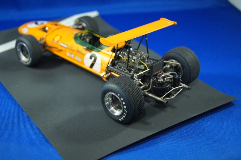 McLaren M7A 1968, Bruce McLaren. Model Factory Hiro, 1/20. - Page 3 Dsc02220