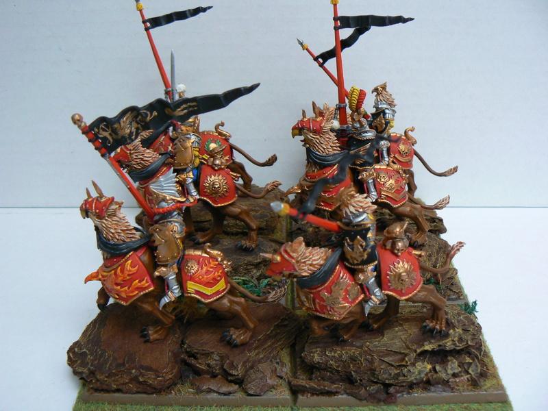 Mon Armée de L'Empire traditionnelle. 1a10