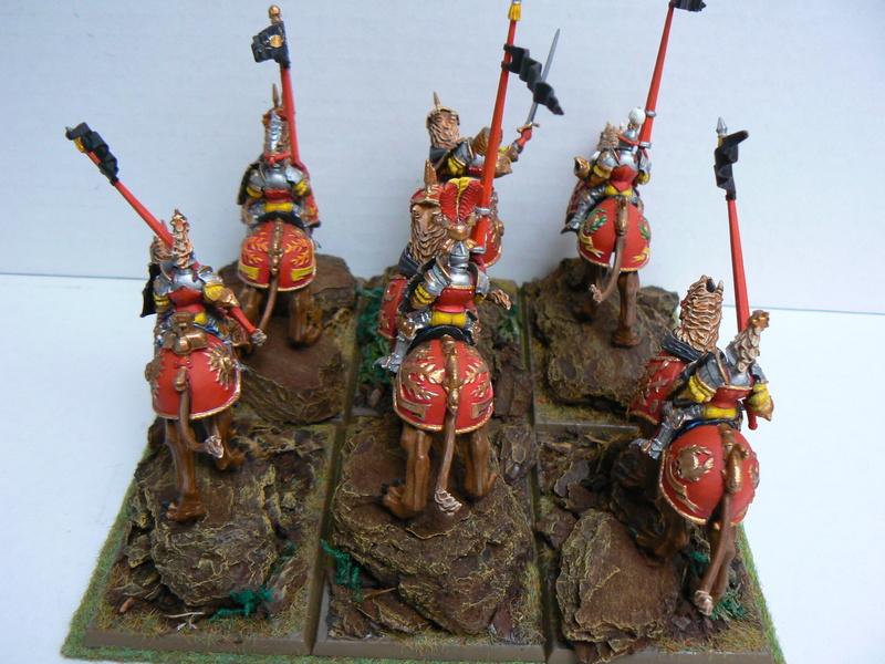 Mon Armée de L'Empire traditionnelle. 2a10