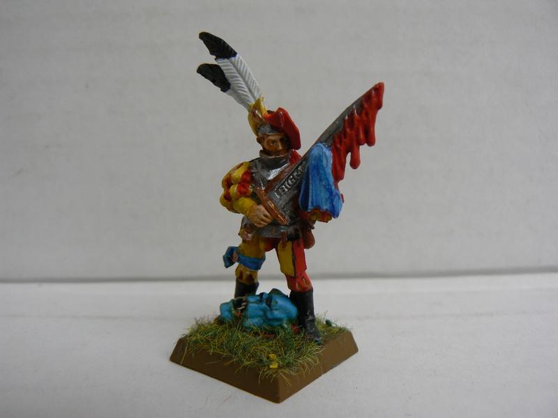 Mon Armée de L'Empire traditionnelle. P1150314