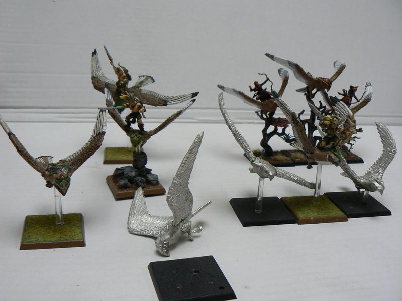 Mon Armée Elfes Sylvains - Page 3 P1150334