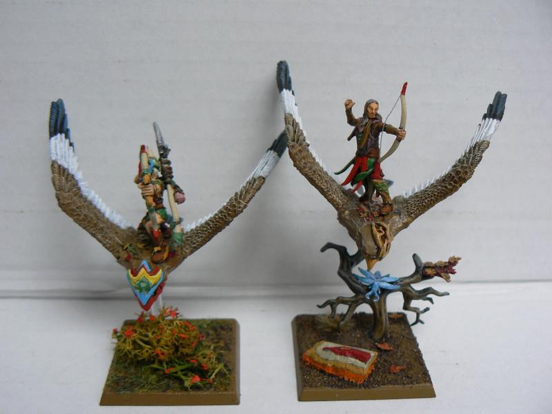 Mon Armée Elfes Sylvains - Page 3 P1150424